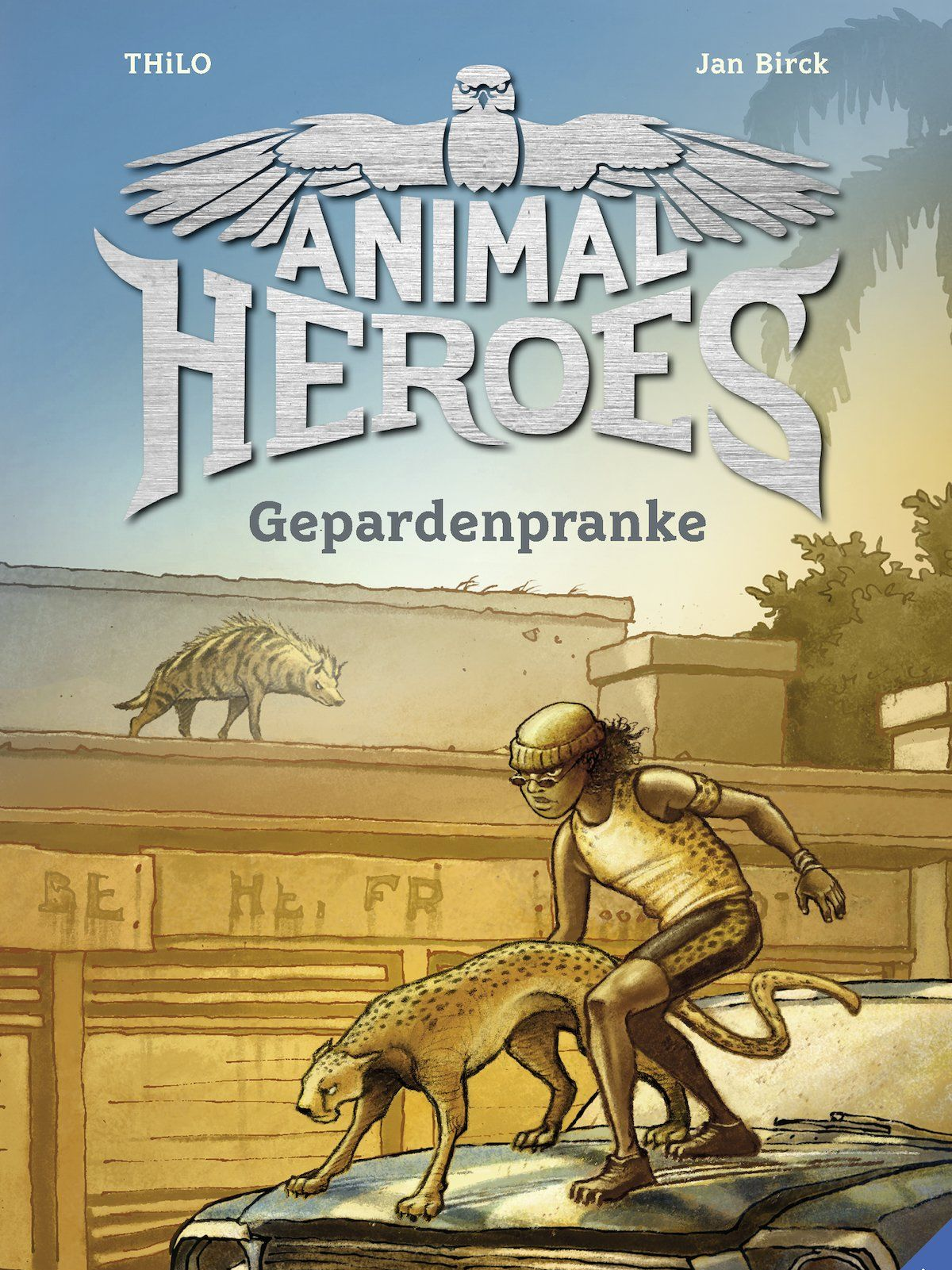 Animal Heroes - Gepardenpranke